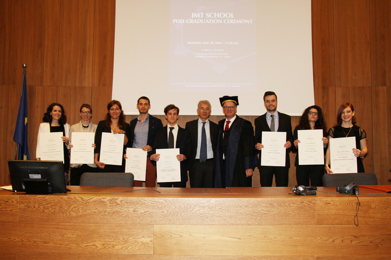 IMT Graduation Ceremony 2016
