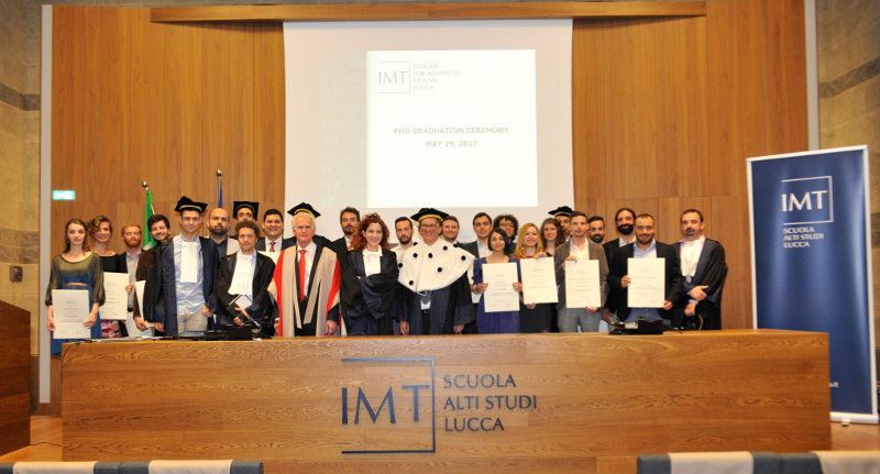 IMT Graduation Ceremony 2017