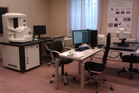 Musam Lab of the equipment