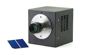 Photocamera for electroluminesce tests