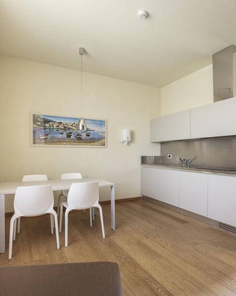 Foresteria/Guest quarters